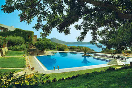 Elounda Mare Relais & Chateaux‎ - Seven nights stay in a Twin Sea View Room - Save 52%