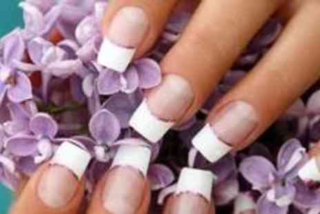 The Beauty Spot - Some gorgeous acrylic nails and a pedicure, plus an eyebrow shape with either an eyebrow tint or eyelash tint - Save 70%