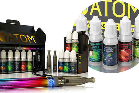 Bing bang bosh - Atom Vapes Fusion Quit Kit - Save 73%