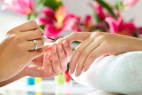 East London Beauty Academy - One day Shellac manicure course including a goody bag - Save 73%