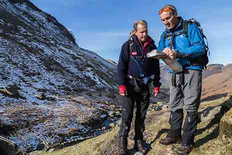 The Hillwalker - Trekking Tour in the Lake District, Snowdon or Yorkshire Dales for One or Two - Save 60%