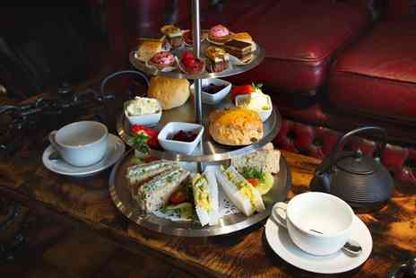 Coffee with Art - Cream Tea with an Optional Glass of Prosecco for Two - Save 16%