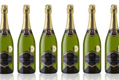 Sunday Times Wine Club - Sunday Times Wine Club Six Bottles of Didier Chopin Award Winning Brut NV Champagne With Free Delivery - Save 53%