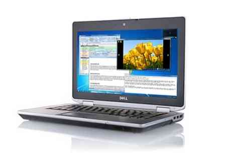 Wesellmac - Refurbished Laptop Dell E6430 Core i5 With 2GB, 4GB or 8GB RAM With Free Delivery - Save 0%