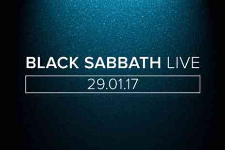 Black Sabbath - Tapas Dining Experience for Two with Wine and Live Hits - Save 0%