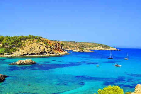 Cheap Cost Holidays - Three, Four or Five nights Ibiza break including return flights - Save 52%