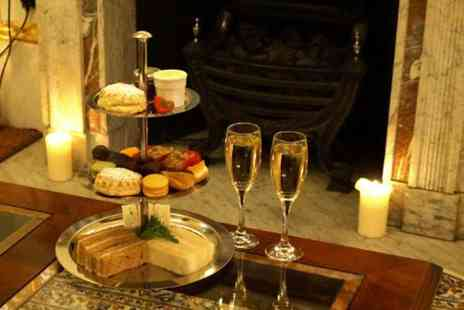 Belgravia Hotel Group - Champagne afternoon tea for two including sandwiches, scones and cakes - Save 70%