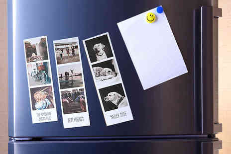 The Image Box - Personalised photo magnet - Save 50%