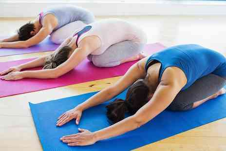 Fitness Fusions - Hot or Unheated Yoga or Pilates Six Classes of Choice - Save 77%