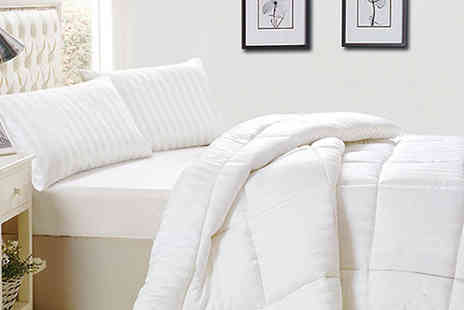 Rynz Collection - Microfiber 7.5 Summer Duvet - Save 40%
