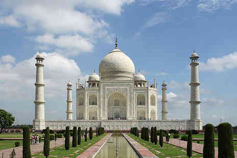 Swastik India Journeys - Eight day Royal India tour including selected meals, accommodation, tours and transport - Save 40%