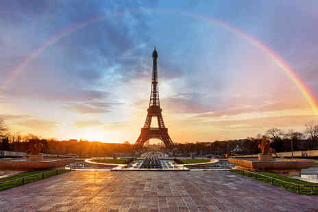 Short Breaks - Paris day trip with Eurostar and a river cruise including an One, Two or Three Nights stay - Save 48%