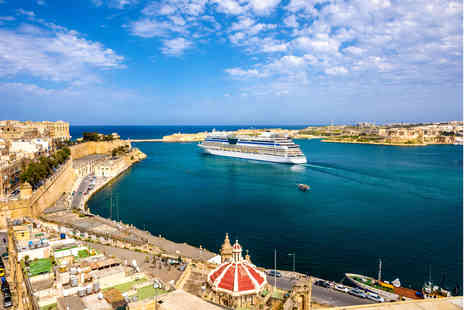Book In Style - Seven night full board Mediterranean cruise including flights - Save 49%