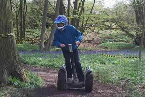 Segwayz - One hour Segway experience for one - Save 58%