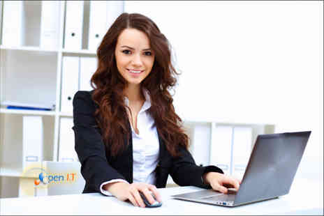 Open IT Training - Online Cisco training package - Save 95%