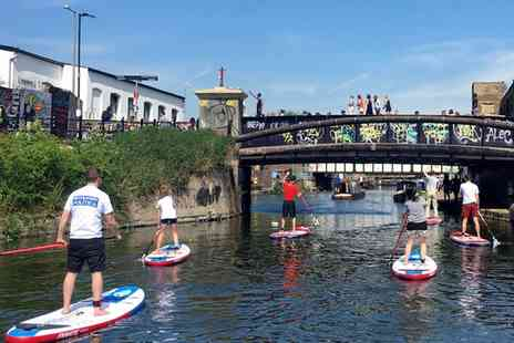 SUPKiko - Choice of Paddleboarding Experience with Optional Visit to Restaurant for One or Two - Save 47%