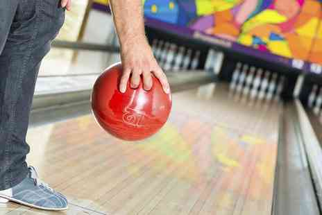 Harlow Bowl - Bowling and Soft Drink for Four - Save 0%