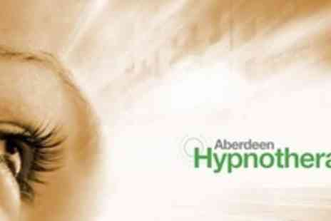 Aberdeen Hypnotherapy - 90 Minute Hypnotherapy Session - Save 68%