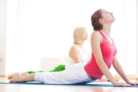 The Yoga Pilates Place - City Centre Five Yoga Classes for One or Two - Save 54%