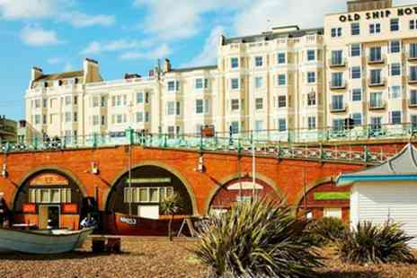 Brighton and Kent - One or Two Nights Stay For 2 With Breakfast, Dinner And Wine; With Option For Afternoon Tea - Save 0%