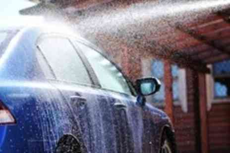 CC Valeting Centre - One Full Car Valets - Save 72%