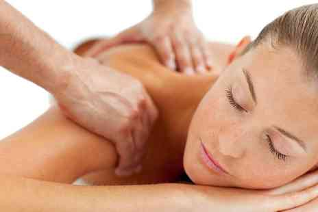 Therapy by Massage - 30, 45 or 60 Minute Sports Massage - Save 63%