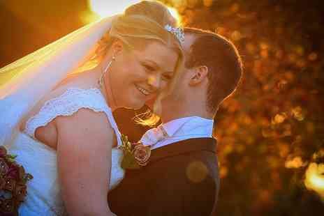 Gary John Jones Photography - Full day wedding photography package - Save 55%