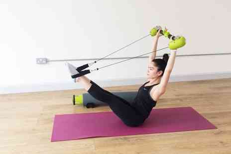Fitness Fusions - Six MOTR HIIT Pilates Classes - Save 77%