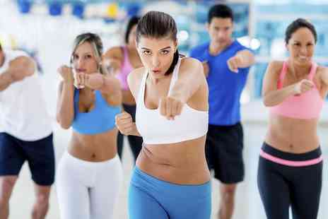 Combat Academy Milton Keynes - One Hour Self Defence or Fitness Class One or Five Sessions - Save 0%