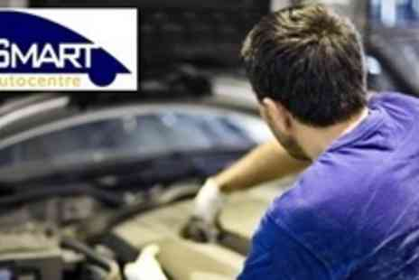 Bsmart Autocentre - 54 Point Service With Oil and Filter Change - Save 74%