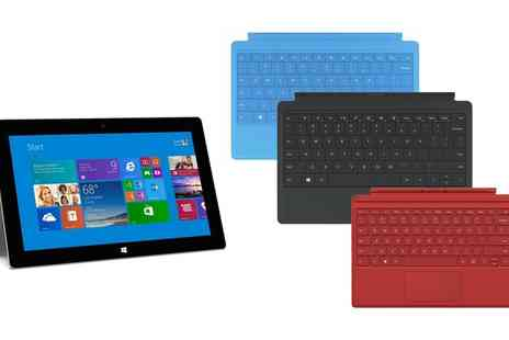 Greats Distribution - Certified Refurbished Microsoft Surface 2RT 32GB or 64GB Tablet With Free Delivery - Save 0%