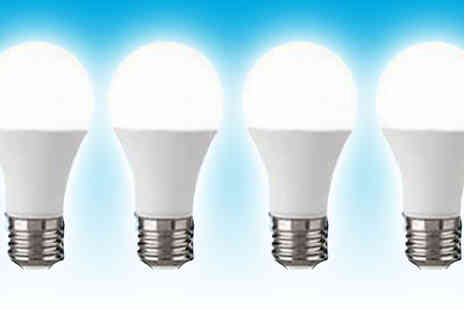 BuyBay - Pack of 4 Grundig 40W LED Bulbs - Save 0%