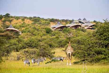 Sir Richard Bransons - Three Night Stay at Sir Richard Bransons Luxury Safari Camp  for Two - Save 0%