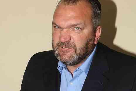HS Presents - Bronze ticket to enjoy an evening with Neil Razor Ruddock - Save 0%