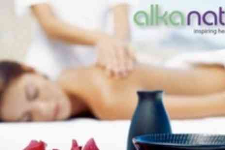 Alkanation - Three Hour Head, Neck, Back and Shoulder Massage Class - Save 70%