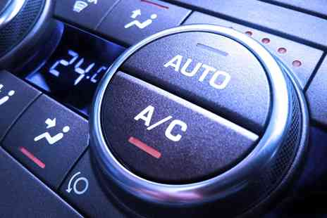 M and B Service Centre - Car Air Conditioning Service with Re Gas - Save 0%