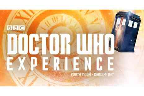 Doctor Who Experience - Entry to BBC Doctor Who Experience for a Child, Adult or a Family of Four - Save 0%