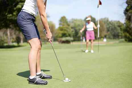 Bargoed Golf Club - 18 Holes of Golf for Two or Four - Save 49%