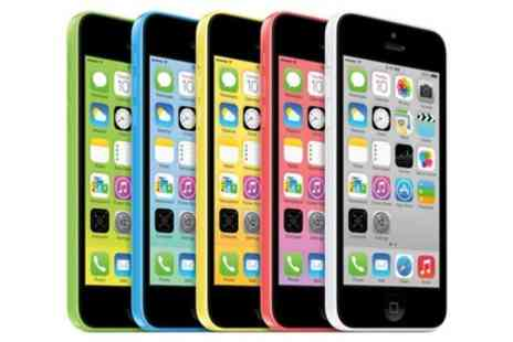 Clickwrap - Refurbished Apple iPhone 5C 8GB or 16GB in Choice of Colour With Free Delivery - Save 0%