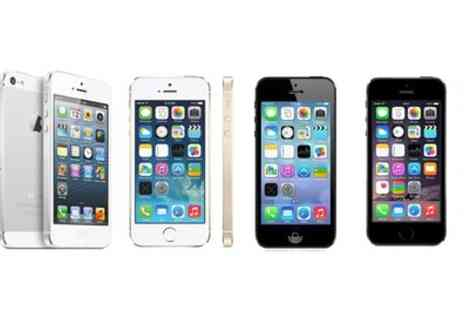 Clickwrap - Refurbished Grade B iPhone 5 or iPhone 5S 16Gb in Choice of Colours With Free Delivery - Save 0%