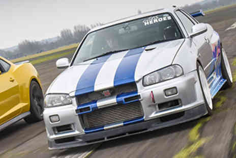 Goodwood - Nissan Skyline R34 Blast - Save 20%