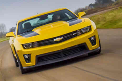 Goodwood - Bumblebee Camaro Blast - Save 20%