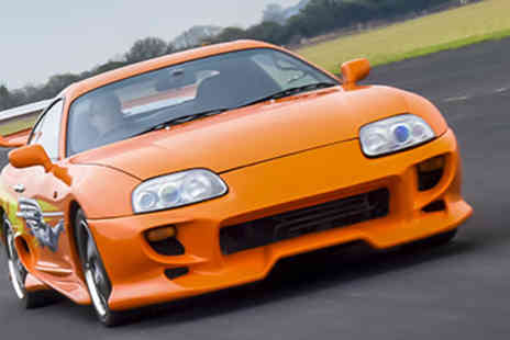 Goodwood - Toyota Supra Turbo Blast - Save 38%