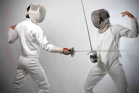 Fighting Fit Fencing - Four Week Fencing Course or 3 Hour Workshop - Save 0%