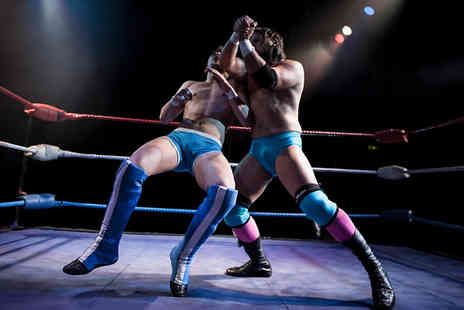 LDN Wrestling - Two Hour LDN Wrestling Summer Sizzler Tour Show - Save 0%