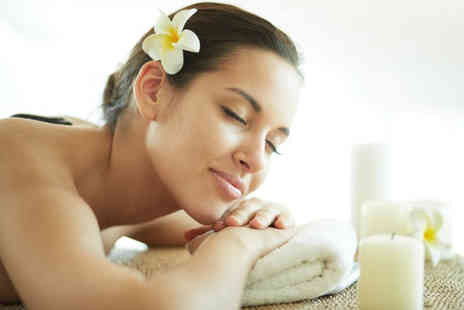 City Day Spa - Hour long pampering session including a hot bamboo massage with Indian head massage and 10 minute consultation - Save 59%