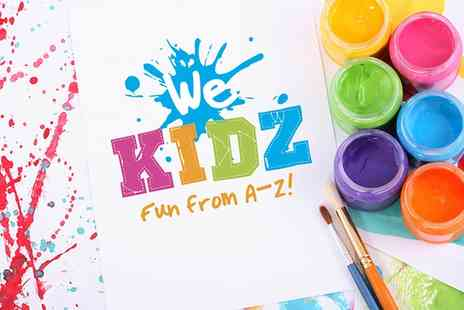 weKiDZ - Up to Five Days of Summer Camp for One or Two Children - Save 50%