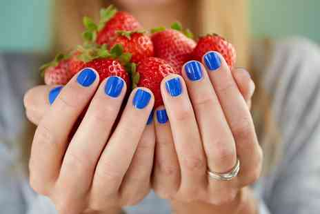 Krisha - Choice of Manicure and Pedicure - Save 55%
