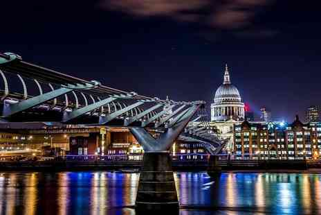Lens Lab - Three Hour London Night Time Photography Walk - Save 70%