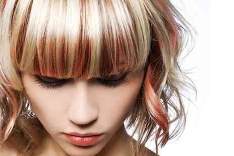 Designer Hair and Beauty - Haircut, Blow Dry and Conditioning Treatment Plus Colouring Options - Save 0%